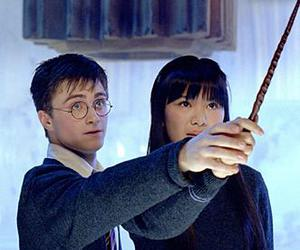 harry potter and cho chang image