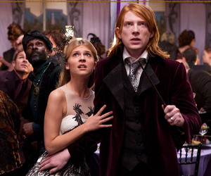 harry potter, fleur delacour, and bill weasley image