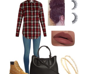 clothes, cute, and timberlands image