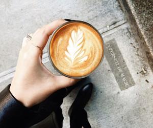 coffee and love image