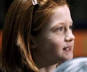 ginny weasley, witch, and harry potter image