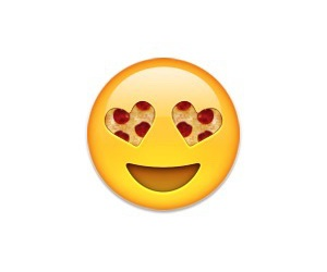 pizza and emoji image