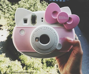 fashion, girls, and instax image