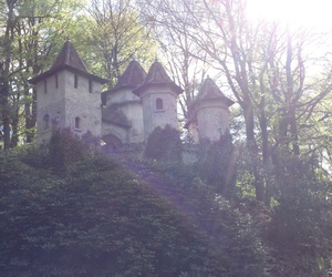 castle, princess, and housegoals image
