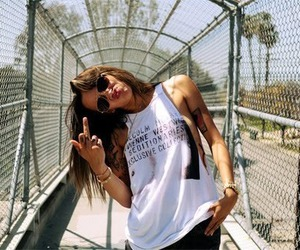 cool, fashion, and fuck you image