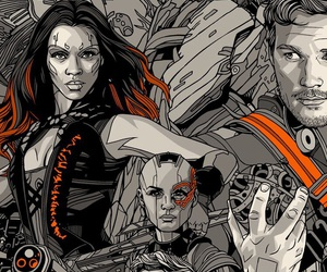 Marvel and guardians of galaxy image