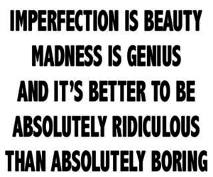 beauty, boring, and funny image
