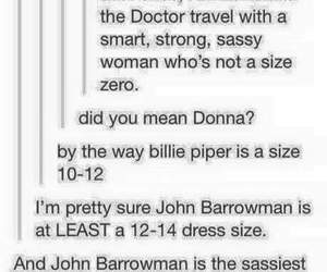 billie piper, tenth doctor, and doctor who image
