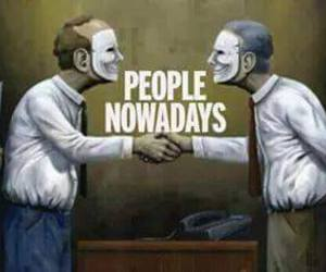 people, nowadays, and true image