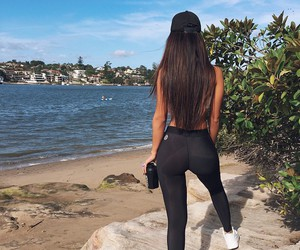 booty, goals, and life image