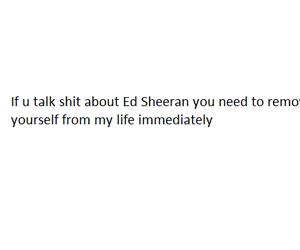 quotes, ed sheeran, and text posts image