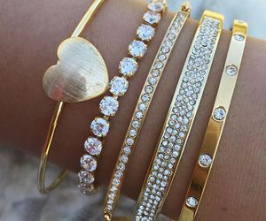 bangle, beauty, and love image