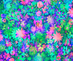 art, green, and wallpaper image
