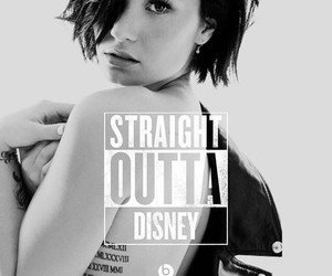 demi lovato, disney, and demi image