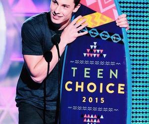 shawn mendes, shawn, and teen choice awards image