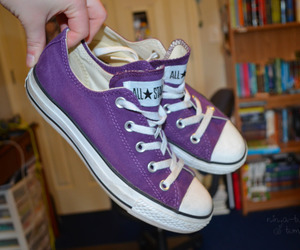 converse, cool, and purple image