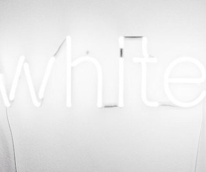 white, light, and aesthetic image