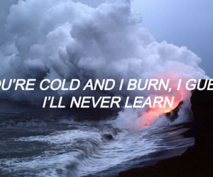 the 1975, quote, and Lyrics image