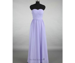 lilac, Prom, and lilac dress image