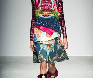 autumn, Manish Arora, and Couture image