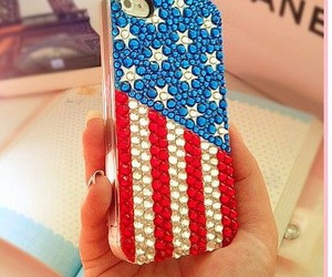 case, iphone, and usa image