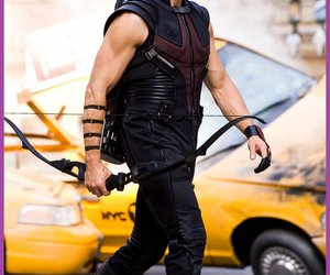 hawkeye, jeremy renner, and Avengers image