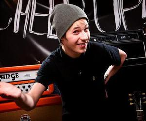 you me at six and max helyer image
