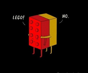 funny and lego image