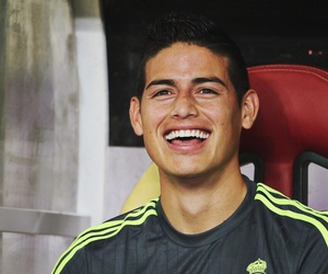 james rodriguez image