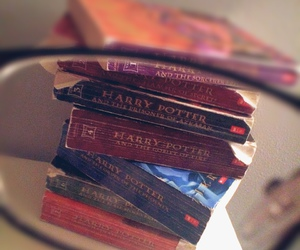 books, harry potter, and hermione granger image
