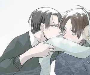 shingeki no kyojin and ereri image
