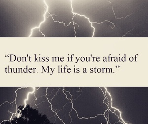 kiss, life, and quote image