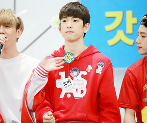 junior, jinyoung, and cute image