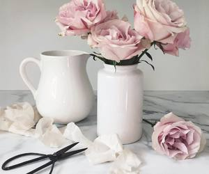 lovely, pink, and rose image