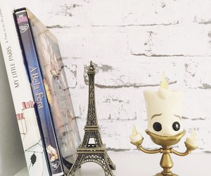disney, lumiere, and the beauty and the beast image