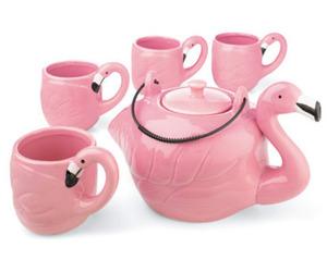 flamingo and pink image