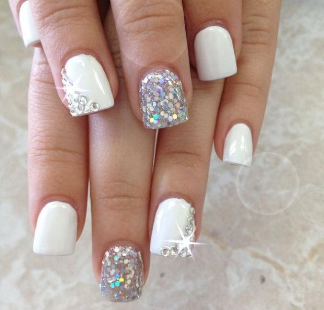 Acrylic Nails Awesome And Glamour Nail Art Gallery Of Nail