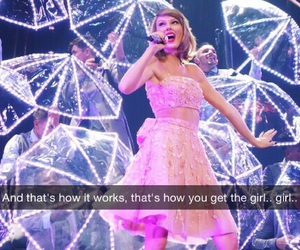 snap, Taylor Swift, and how you get the girl image