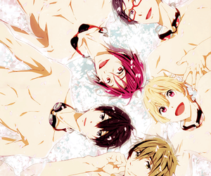 free! eternal summer, free!, and anime image