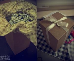 bow, box, and chez image
