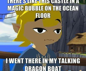 link and funny image