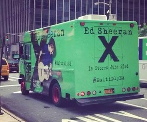ed sheeran and x image