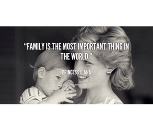 care, diana, and family image