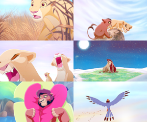 disney and the lion king 2 image