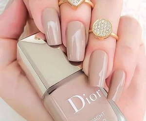 accessories, nail polish, and beauty image