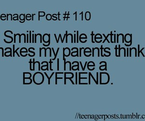 boyfriend, funny, and texting image