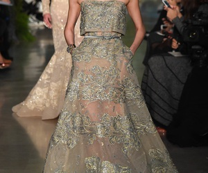 Couture, ellie saab, and spring 2015 image