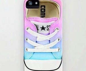 iphone, case, and converse image