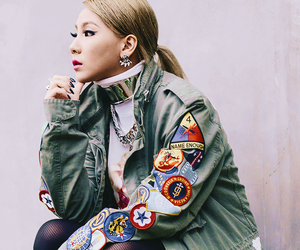 CL and korean image