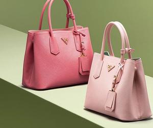 Prada and pink image